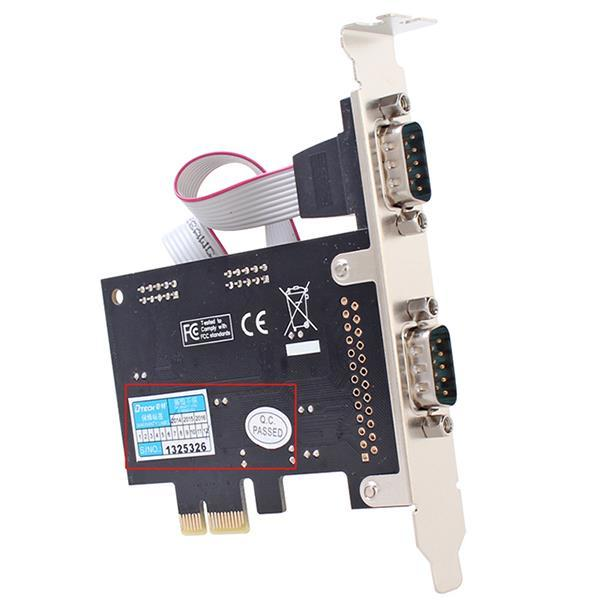 Card PCI - Com 9 Dtech (PC 0082A)