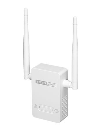 Thiết bị phát wifi TOTOLINK EX201 - Repeater Nhỏ Gọn