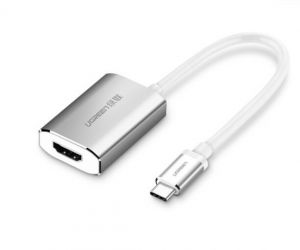 Cable Chuyển USB Type-C To HDMI Ugreen (40865)