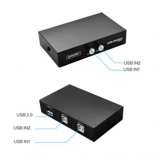 Data USB Printer Switch 2.1