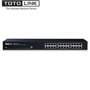 Thiết bị mạng Switch TOTOLINK SW24
