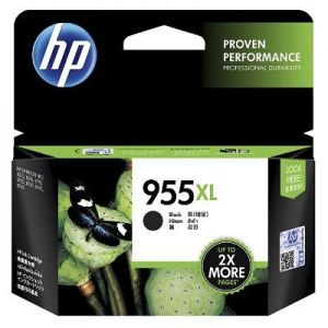 HP 955XL Black - L0S72AA