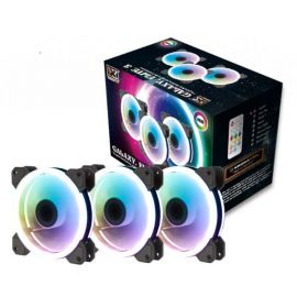 Fan Case Xigmatek CH120+CYB1 2SIDE RING RGB (EN40254)