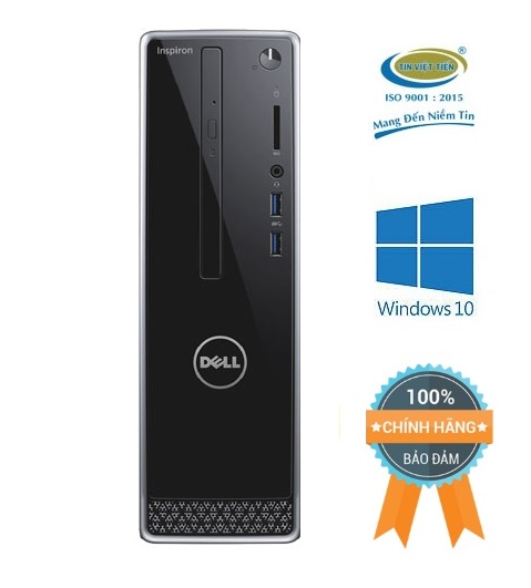 Máy tính để bàn - PC Dell Inspiron 3470 ST (V8X6M1W) Win 10 Home Single Language 64 bit