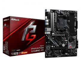 Mainboard Asrock X570 Phantom Gaming 4S