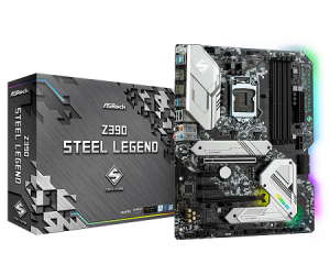 Mainboard Asrock Z390 Steel Legend