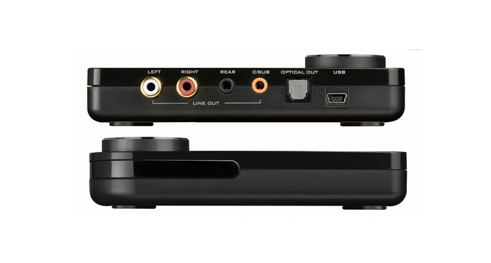 Sound Blaster X-Fi Surround 5.1 Pro Remote