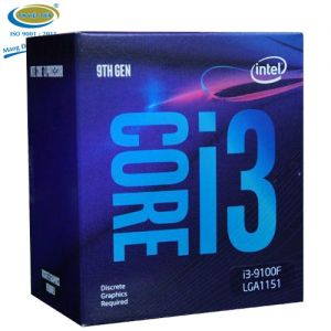 CPU Intel Core i3-9100F (6M Cache up to 4.20GHz)