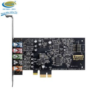 Card Âm Thanh Creative Sound Blaster Audigy FX PCIe 5.1