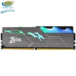 RAM 16GB KINGMAX Bus 3000Mhz Heatsink Zeus RGB