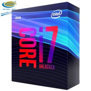 CPU Intel Core i7-9700K (3.6GHz - 4.9GHz)