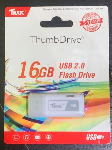 USB 16GB TREK ThumbDrive