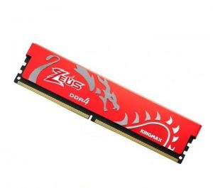 RAM 4GB KINGMAX Bus 2400 Mhz Zeus Dragon