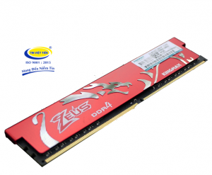 RAM 16GB Kingmax Bus 2666Mhz Heatsink Zeus