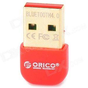 USB Bluetooth 4.0 Orico BTA-403-RD