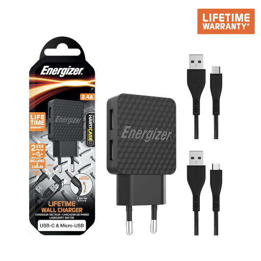 Wall charger - Lifetime - USB-C (AC2BEULCMM)